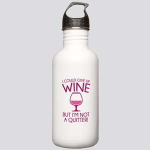 I Could Give Up Wine Stainless Water Bottle 1.0L