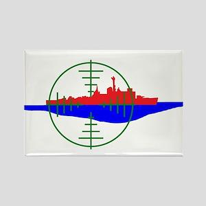 Submarine u-boat Ship target Torpedo Attac Magnets