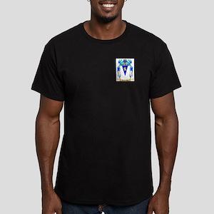 Luscombe Men's Fitted T-Shirt (dark)