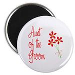 Bouquet Groom's Aunt Magnet