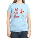 Bouquet Groom's Aunt Women's Light T-Shirt