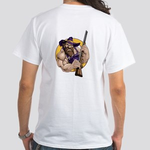 Ozark Hillbilly White T-Shirt