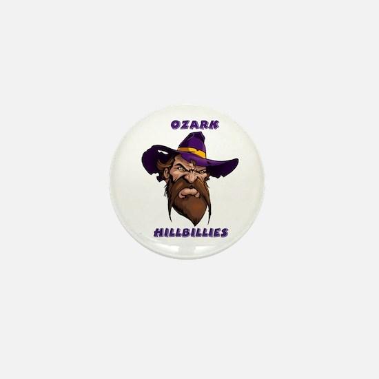Ozark Hillbilly Mini Button
