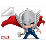 Marvels thor Wall Decals