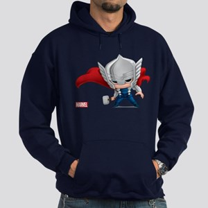 Thor Stylized Hoodie (dark)