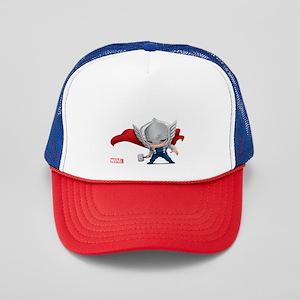 Thor Stylized Trucker Hat