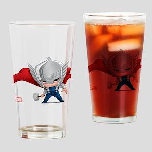 Thor Stylized Drinking Glass