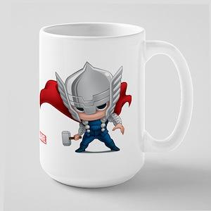 Thor Stylized Large Mug