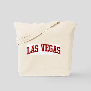 LAS VEGAS (red) Tote Bag