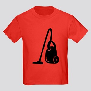 Vacuum cleaner Kids Dark T-Shirt
