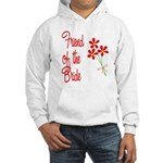 Bouquet Bride's Friend Hooded Sweatshirt