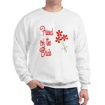Bouquet Bride's Friend Sweatshirt