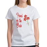 Bouquet Bride's Friend Women's T-Shirt
