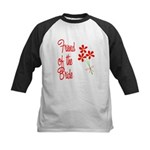 Bouquet Bride's Friend Kids Baseball Jersey