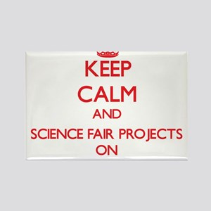 Keep Calm and Science Fair Projects ON Magnets