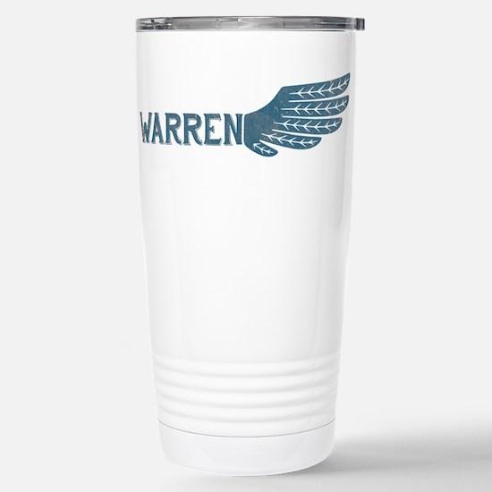 Warren Wing Stainless Steel Travel Mug