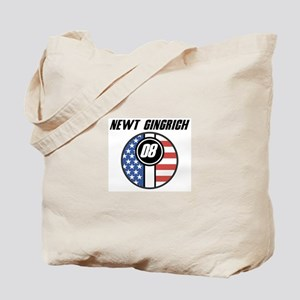 Newt Gingrich 08 Tote Bag