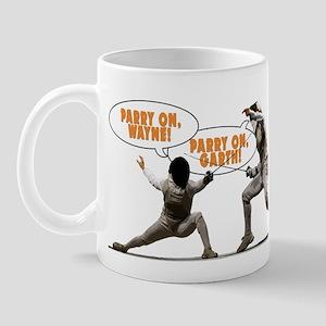 Wayne's Piste Mug