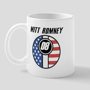 Mitt Romney 08 Mug