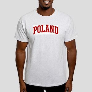 POLAND (red) Light T-Shirt