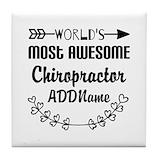 Chiropractic Coasters