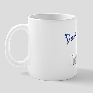 Dear Future Husband Series (1) Mug