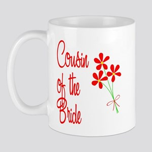 Bouquet Bride's Cousin Mug