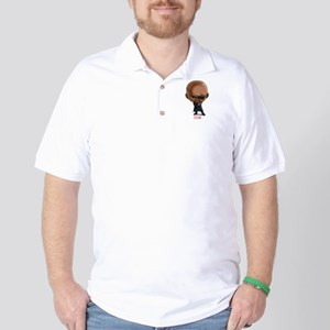 Nick Fury Stylized Golf Shirt