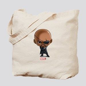 Nick Fury Stylized Tote Bag