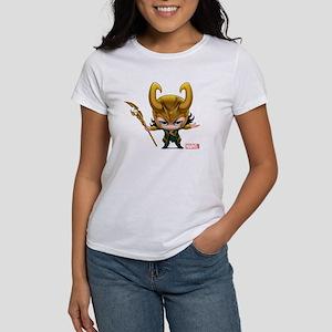 Loki Stylized Women's T-Shirt