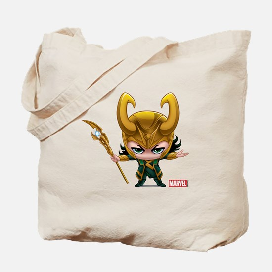 Loki Stylized Tote Bag