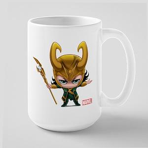 Loki Stylized Large Mug