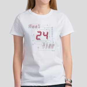 24 Real Time Women's T-Shirt