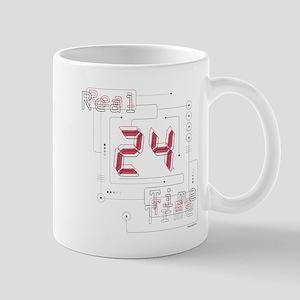 24 Real Time Mug