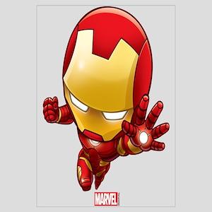 Iron Man Stylized 2 Wall Art