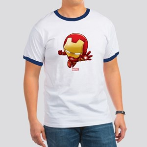 Iron Man Stylized 2 Ringer T