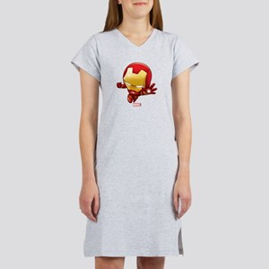 Iron Man Stylized 2 Women's Nightshirt