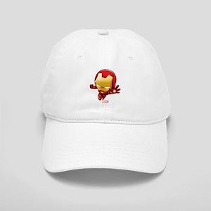 Iron Man Stylized 2 Cap