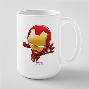 Iron Man Stylized 2 Large Mug