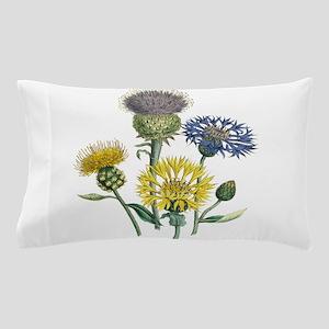 Vintage Flowers Pillow Case