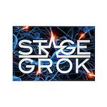 Stage Grok Magnets