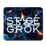 Stage Grok Mousepad