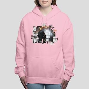 24 Not Over Yet Women's Hooded Sweatshirt