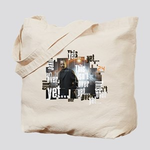 24 Not Over Yet Tote Bag