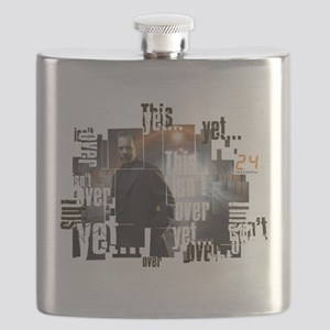 24 Not Over Yet Flask