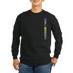 Bosna Herce Long Sleeve Dark T-Shirt