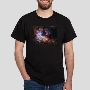 Hubble @ 25 Image Dark T-Shirt