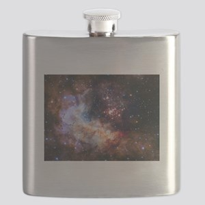 Hubble @ 25 Image Flask