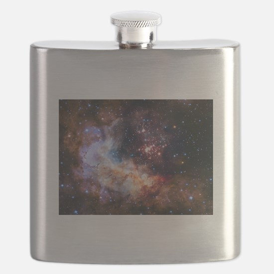 Hubble @ 25 Image Flask