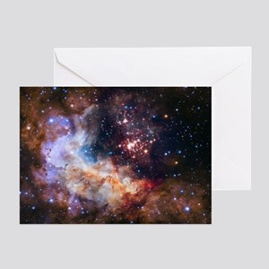 Hubble @ 25 Image Greeting Cards (pk Of 10)